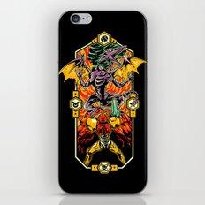 Epic Super Metroid iPhone & iPod Skin