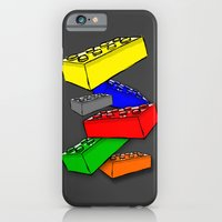 The Building Blocks of Life iPhone 6 Slim Case