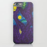 Monsters On My Mind iPhone 6 Slim Case