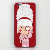 Mss Monocle iPhone & iPod Skin