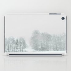 Caught in the Storm iPad Case