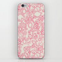 Charming Pink iPhone & iPod Skin