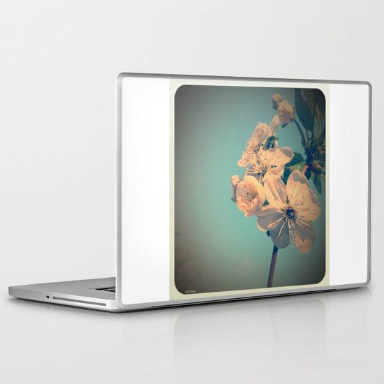 Pastel spring Laptop & iPad Skin