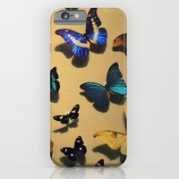 iPhone & iPod Case featuring Delicate Auras by Brittany Hart