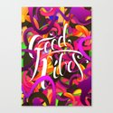 Good Vibes (Feat. Roberlan Borges) Canvas Print