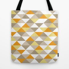 Triangle Pattern #1 Tote Bag