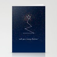 wish tree Stationery Cards