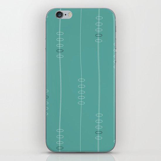 Beads iPhone & iPod Skin