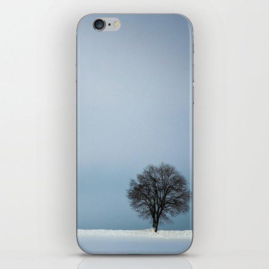 winterminimalism iPhone & iPod Skin