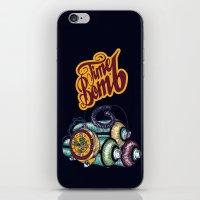 Time Bomb iPhone & iPod Skin