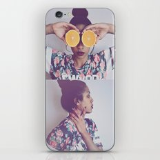 Selfie iPhone & iPod Skin