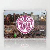 TomorrowWorld 2013 - Ove… Laptop & iPad Skin