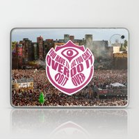 TomorrowWorld 2013 - Ove… Laptop & iPad Skin