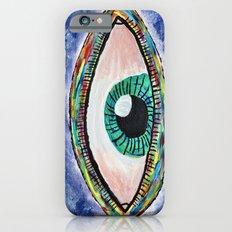 Technicolor Eye Slim Case iPhone 6s