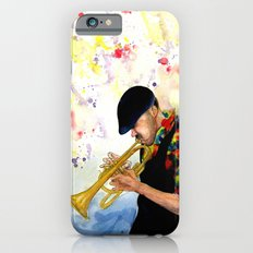 The Colors of Jazz Slim Case iPhone 6s