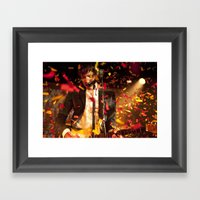OKGO Framed Art Print