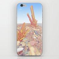 Merci Pour Tout, Monsieu… iPhone & iPod Skin