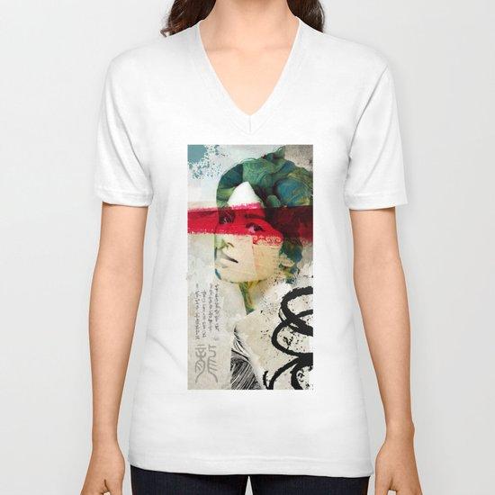 Saigon Sally V-neck T-shirt