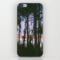 Morning Glow iPhone & iPod Skin