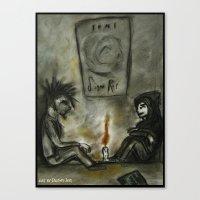 Inni Canvas Print