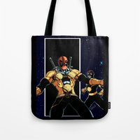 Nova-Pool Tote Bag