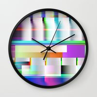 port11x8a Wall Clock