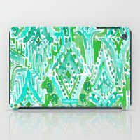 DROPS OF WONDER TRIBAL iPad Case