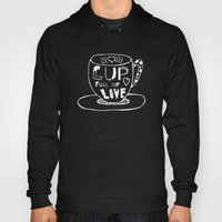 Cup Full Of Love Chalkboard Hoody