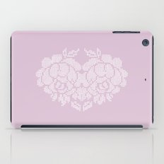 roses heart iPad Case