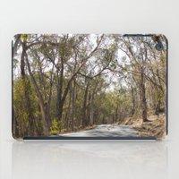 California Road iPad Case