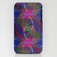 iPhone Cases featuring Loop by David Zydd
