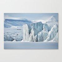 Svalbard 3 Canvas Print