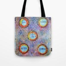 SITUATIONS Tote Bag