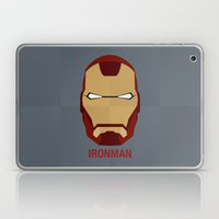 IRONMAN Laptop & iPad Skin