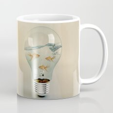 ideas and goldfish 03 Mug