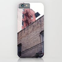 iPhone & iPod Case featuring Look Up, Big City by Chris Carley