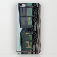 on rails iPhone & iPod Skin