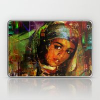 The favorite of the Sultan Laptop & iPad Skin