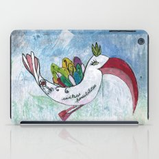 Bird of Possibility iPad Case