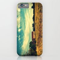 iPhone & iPod Case featuring August drive III by Krista Glavich