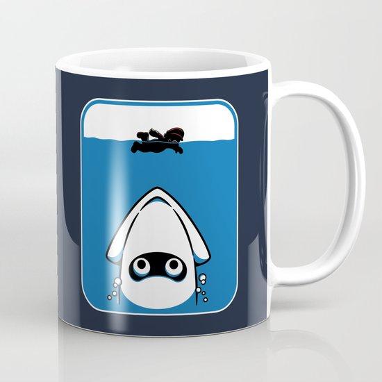 The Great White Blooper Mug