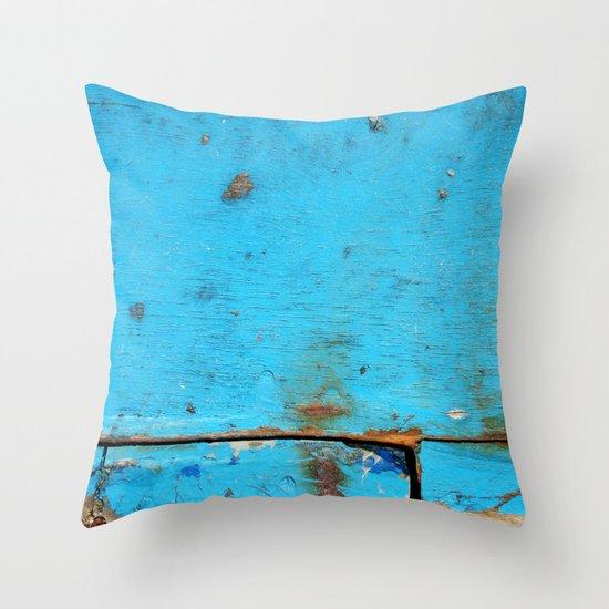 Segments Throw Pillow