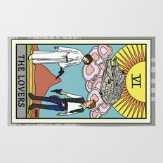The Lovers - Tarot Card Rug