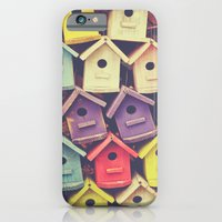 iPhone & iPod Case featuring Birdhouses by Julia Goss Photography