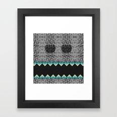 vvvvv Framed Art Print