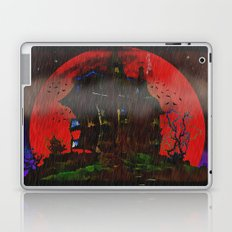 There Was a Crooked House - 055 Laptop & iPad Skin