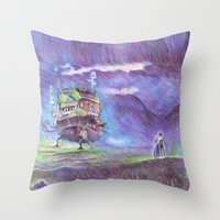Home Is Where Your Heart Is  Throw Pillow