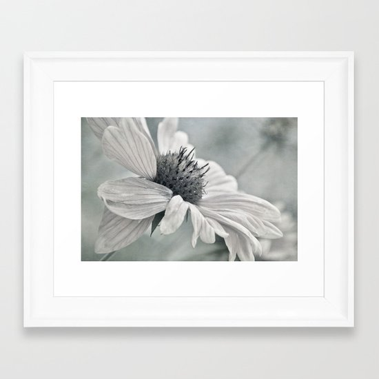 pale Framed Art Print