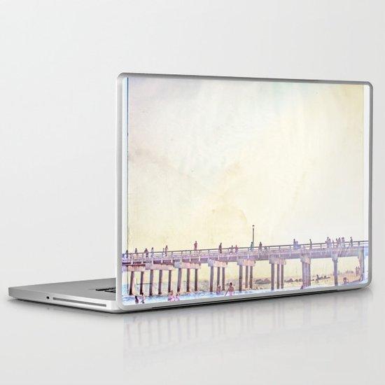 California Dreamin' in NY Laptop & iPad Skin