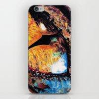 Smaug's Eye iPhone & iPod Skin